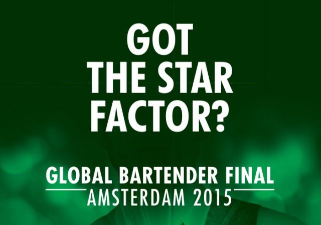 Heineken - Global Bartender Final 2015