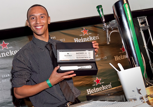 Heineken - Global Final Bartenders 2014